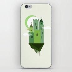 Sky Castle 2 iPhone & iPod Skin