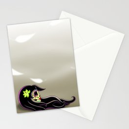 In the Wind - Day of the Dead Calaverita Stationery Cards