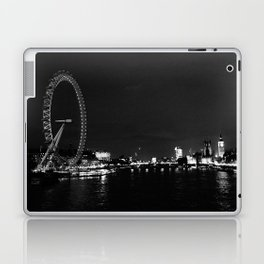 London's eye Laptop & iPad Skin
