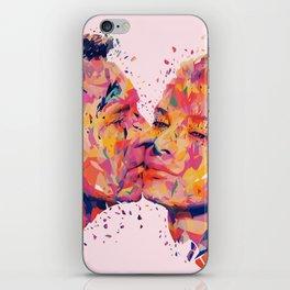 Lovers variant iPhone Skin