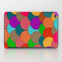 circles iPad Cases featuring Circles.  by Eleaxart