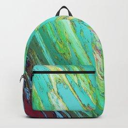 The fast crushing rain Backpack