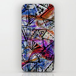 _LOT OF THINKING iPhone Skin