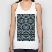 mosaic Tank Tops featuring Mosaic by Simply Chic