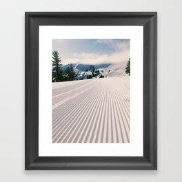 Groomed Framed Art Print