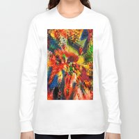 psychedelic Long Sleeve T-shirts featuring Psychedelic. by Vanessa Furtado
