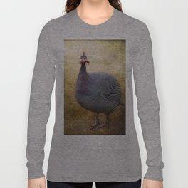 I love Guinea Fowl! Long Sleeve T-shirt