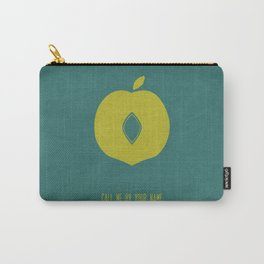 Call Me By Your Name 01 Carry-All Pouch