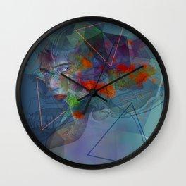 Buzzcut Wall Clock