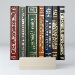 Books 2 Mini Art Print