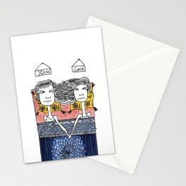 Sisters: Kapa&Susa Stationery Cards