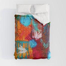 Aztec Dreams Comforters