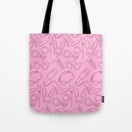 Play Time Tote Bag