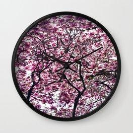 Cherry Wall Clock