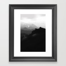 flight I Framed Art Print