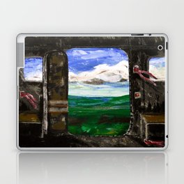 The Grass is Greener on the Other Side Laptop & iPad Skin