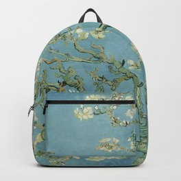 Almond Blossoms Backpack