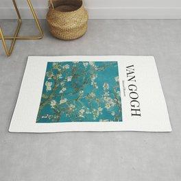 Van Gogh - Almond Blossom Rug