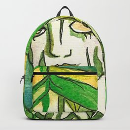 Spirit of the jungle Backpack