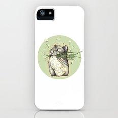 Hamster Love Slim Case iPhone SE