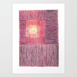 Kera Damo 029 Art Print