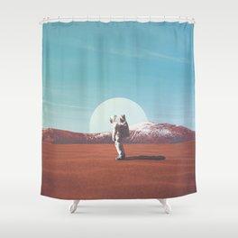 Fatamorgana Shower Curtain