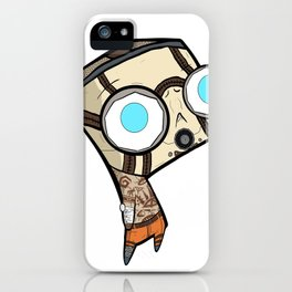 Borderlands Bandit GIR iPhone Case