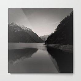 Lake Achensee in Tyrol Metal Print