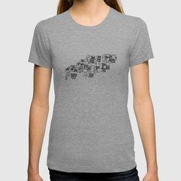 Montréal - Habitat67 - Black T-shirt