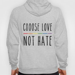 LGBT Support Straight Gay Pride Ally Month Statement Gifts Hoody