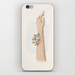 Hematocrystallin iPhone Skin