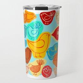 Dawn Chorus Travel Mug