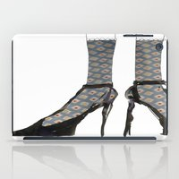 shoes iPad Cases featuring Shoes by Manon Dasiy Fraiture