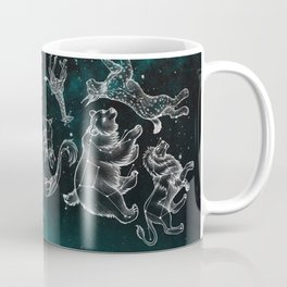 Midnight Menagerie Coffee Mug