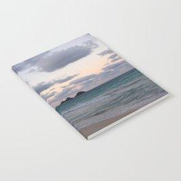 Beachside Mornings Notebook