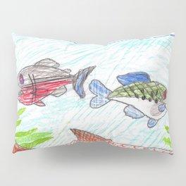 Catfish & Friends Pillow Sham