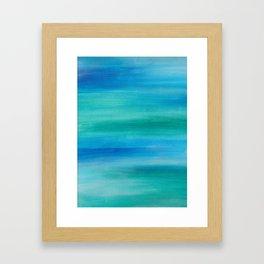 Ocean Series 1 Framed Art Print