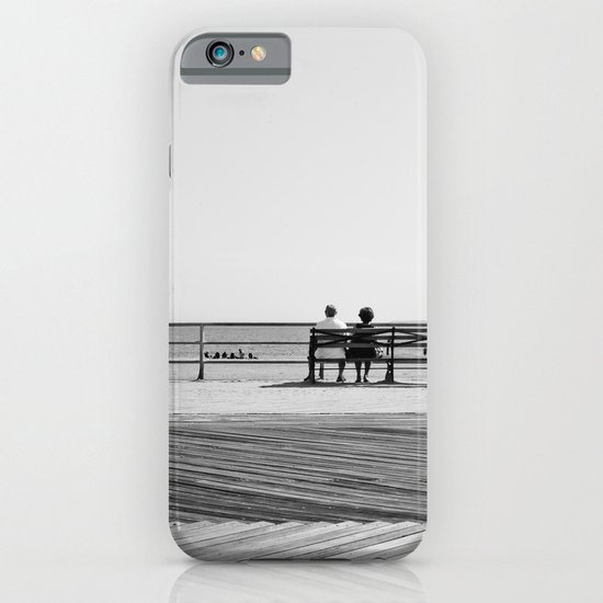 Brighton Beach iPhone & iPod Case