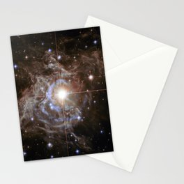 Hubble Space Telescope - Hubble image of variable star RS Puppis Stationery Cards