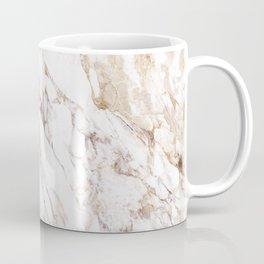 White Onyx Marble Coffee Mug