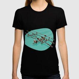 Fishing Rods T-shirt