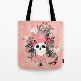 Fascination with the Morbs Tote Bag