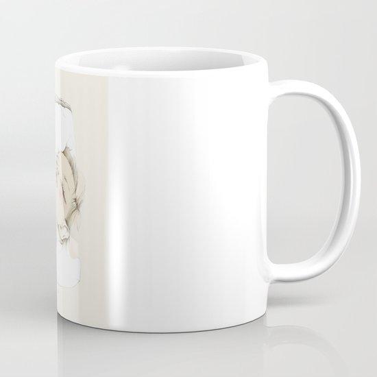 sleeping child Mug