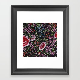 Chula Framed Art Print