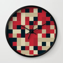 Cool Decorative Pattern 2 Wall Clock