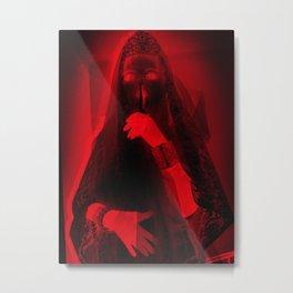 Bloody Bride Metal Print