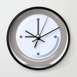 Clock Nine Wall Clock