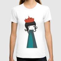 queen T-shirts featuring Queen by Volkan Dalyan