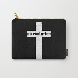 No Evolution Carry-All Pouch