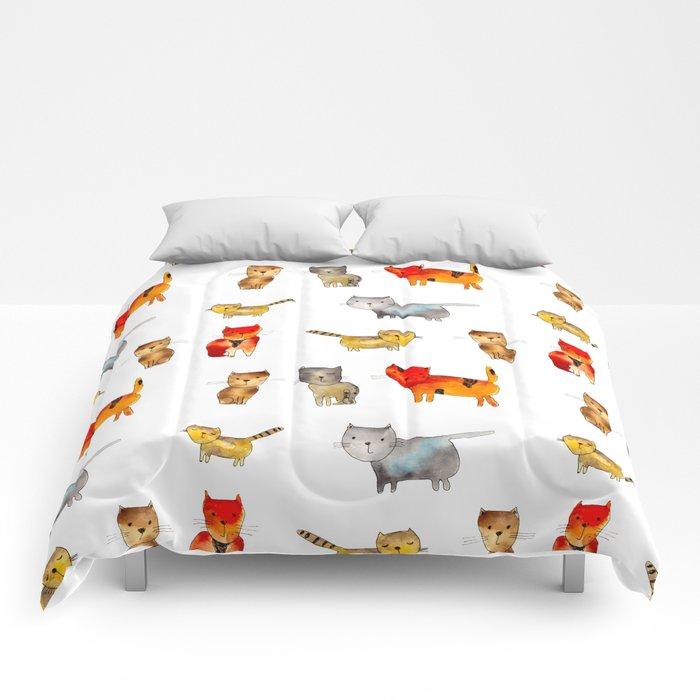 Kitties Comforters